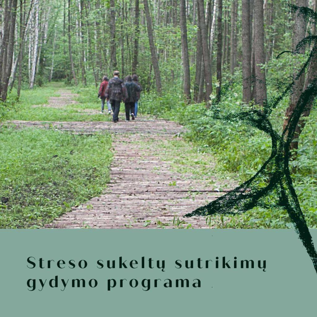 Streso mažinimas
